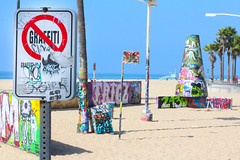 Venice Beach Graffiti