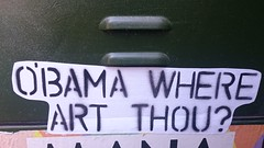 O'Bama Where Art Thou? #OBrotherWhereArtThou #Trumpageddon