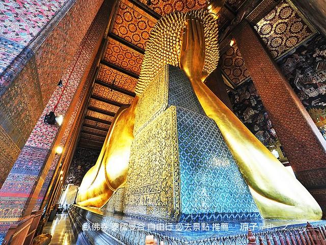 臥佛寺 泰國曼谷 自由行 必去景點 推薦 35