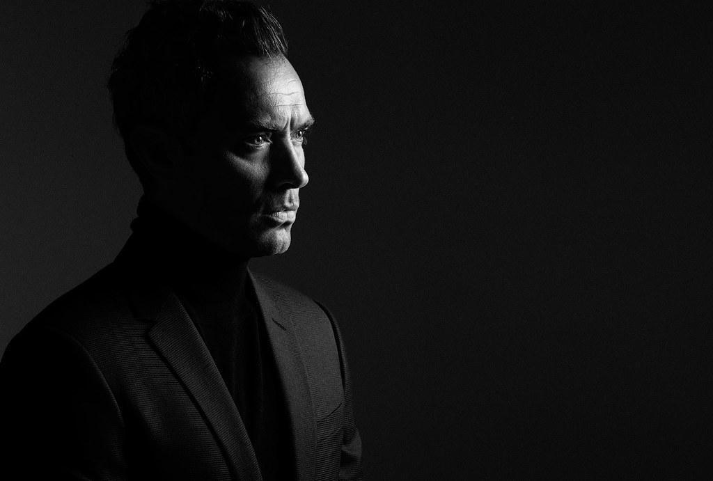Джуд Лоу — Фотосессия для «L'Uomo Vogue» 2016 – 1