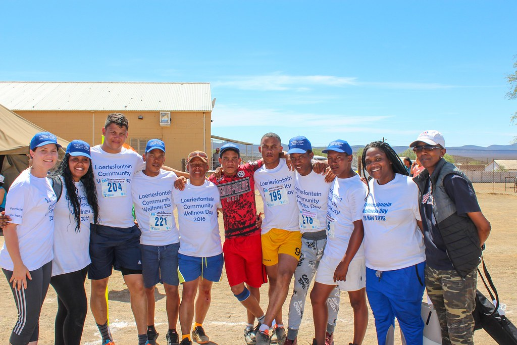 Loeriesfontein community wellness day