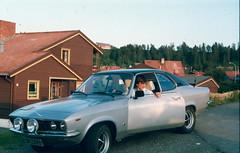 1971 Opel Manta A 16S