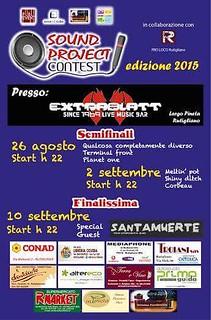 Rutigliano- Sound Project Contest