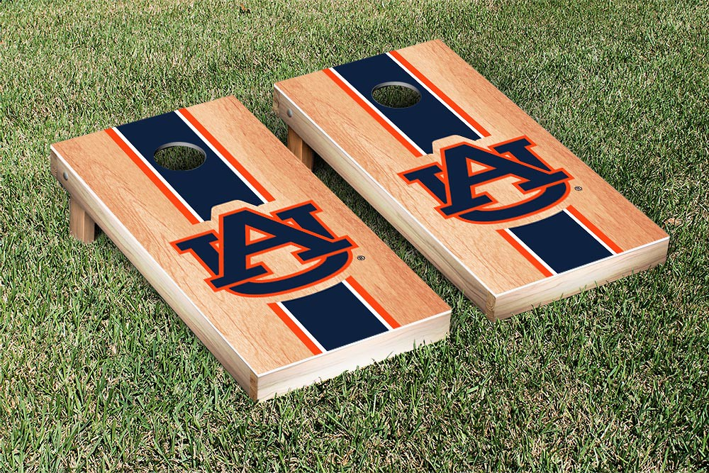 Auburn Tigers Stripe Hardcourt Board 2
