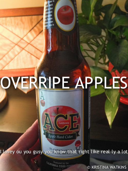 Cider Test - 5 Ace Apple