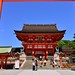 Romon Gate (Two-story Gate) of Fushimi Inari Shrine, Kyoto by magicflute002