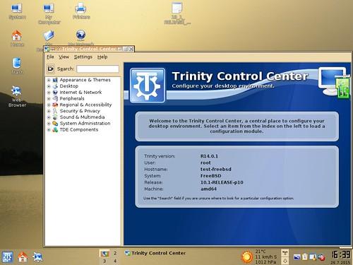Trinity Desktop Environment R14.0.1
