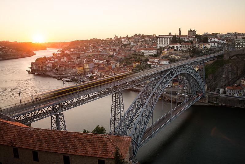 N-ésima foto del puente: Oporto