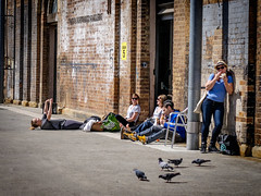Loungers - Eveleigh Markets