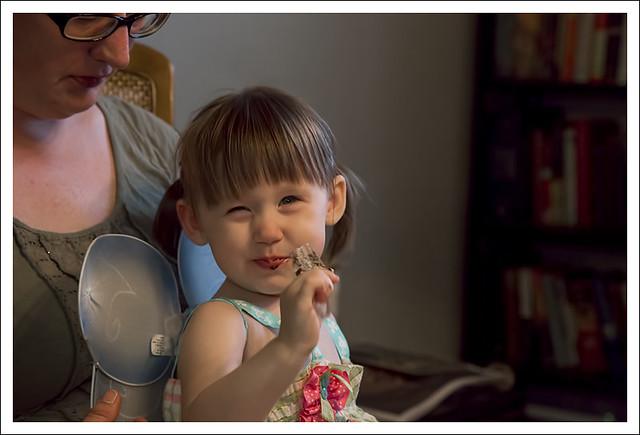 Madeleine;s 2nd Birthday Party 1