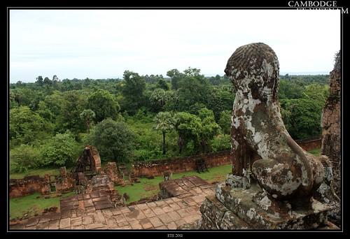 Jour 6 : 7 août 2011 : Temples d'Angkor