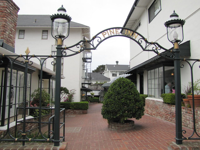 Pine Inn in Carmel-by-the-Sea