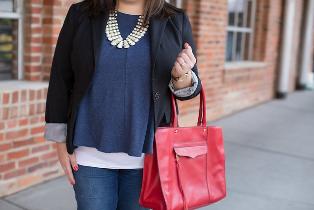 Head to Toe Chic, fall outfit idea, Rebecca Minkoff MAB Tote