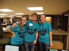 Bash in the Stacks, Cofrin Library, September 10, 2015