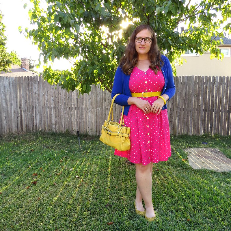 Thrift Style Thursday: Fifties Fanfare