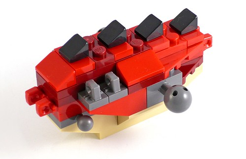 LEGO Creator 31032 Red Creatures 01