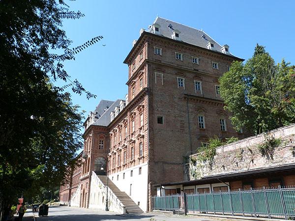 château turin
