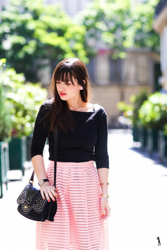 Street style Meet me in Paris, Paris;