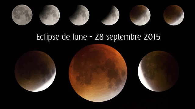 Eclipse lune 20150928