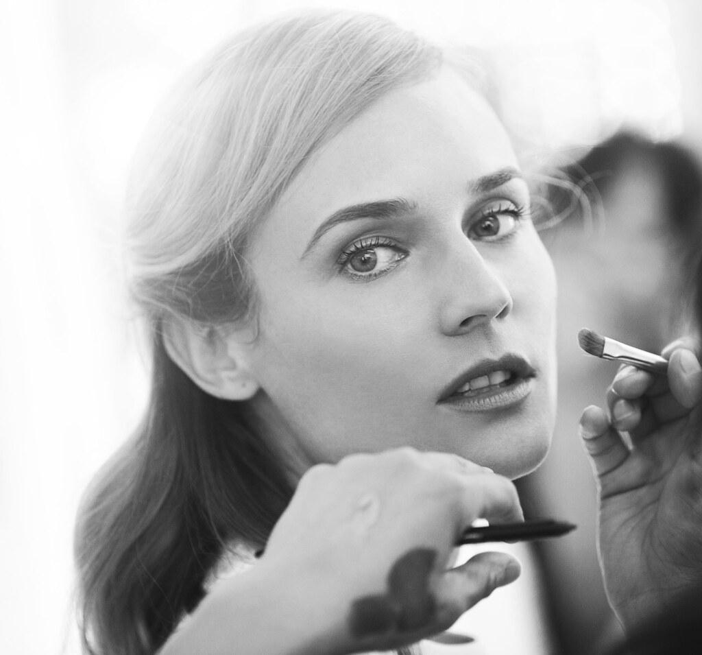 Диана Крюгер — Фотосессия для «Violet Grey» 2015 – 6