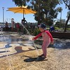 Spring's definitely sprung. Only one thing to do in a 30 degree scorcher #getwet #playtime #pyrmontwaterpark