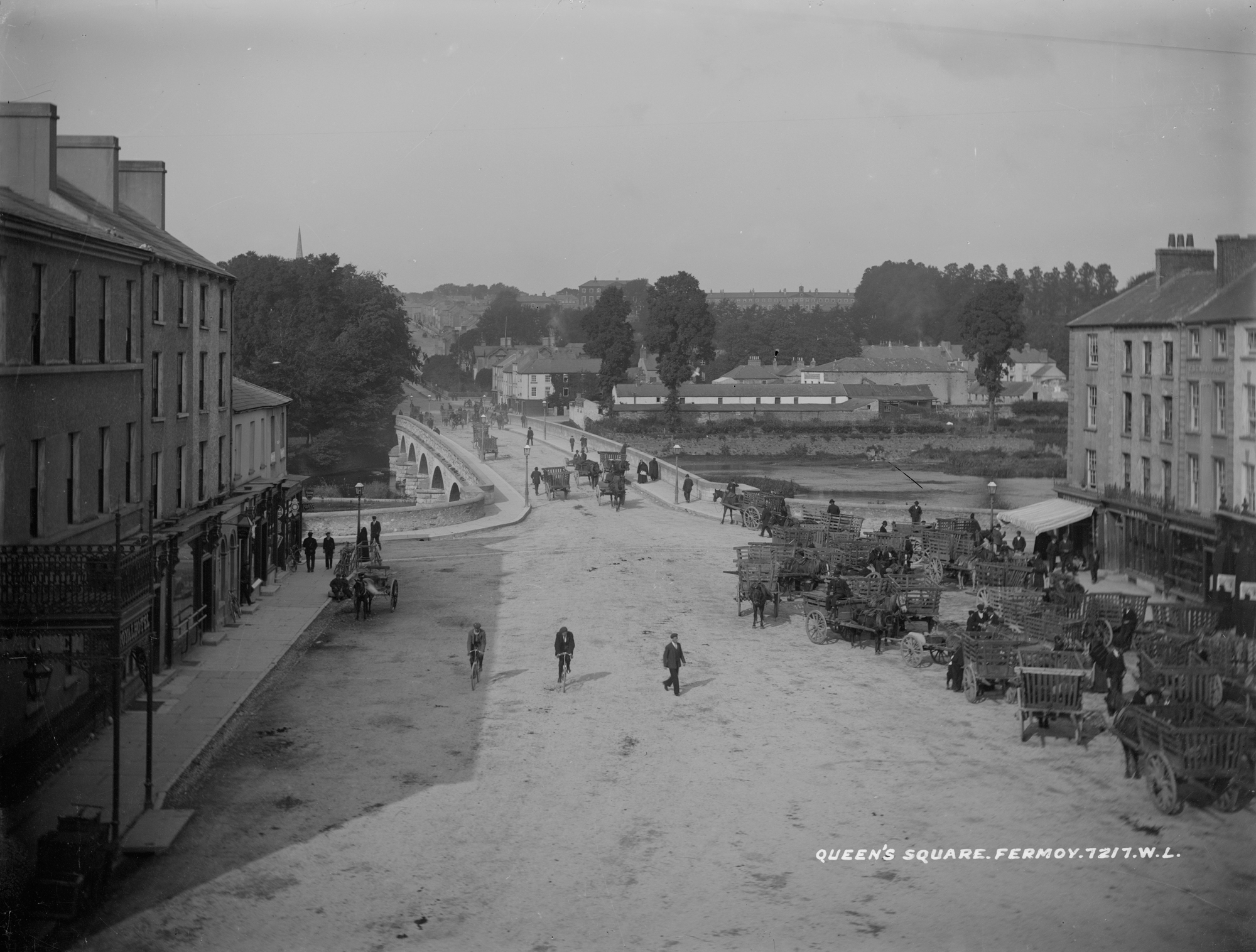 Queen's Square, Fermoy, Co. Cork