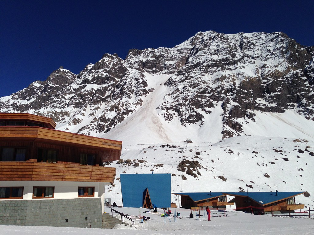 Accommodations at Portillo