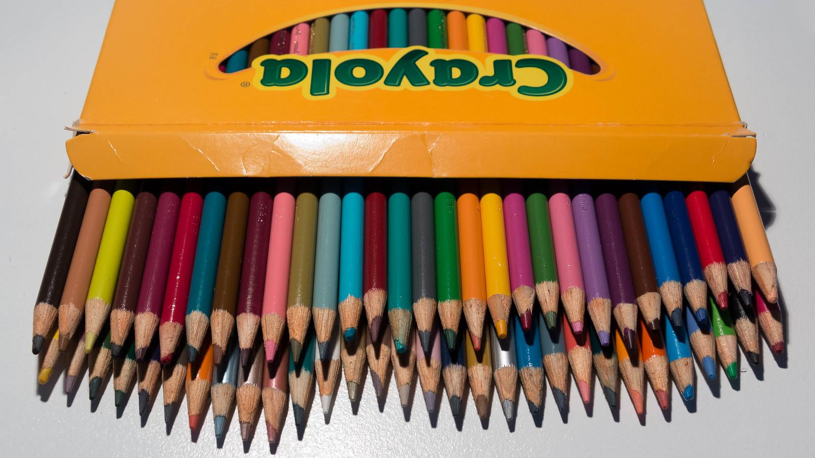 crayola 60