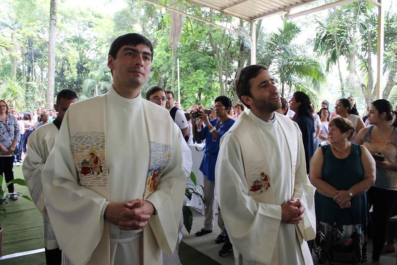 Prmiera Misa del P. Julio F. Rodriguez