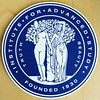 I adore the logo for @institute_for_advanced_study . I feel fancy and beautiful for just being here.