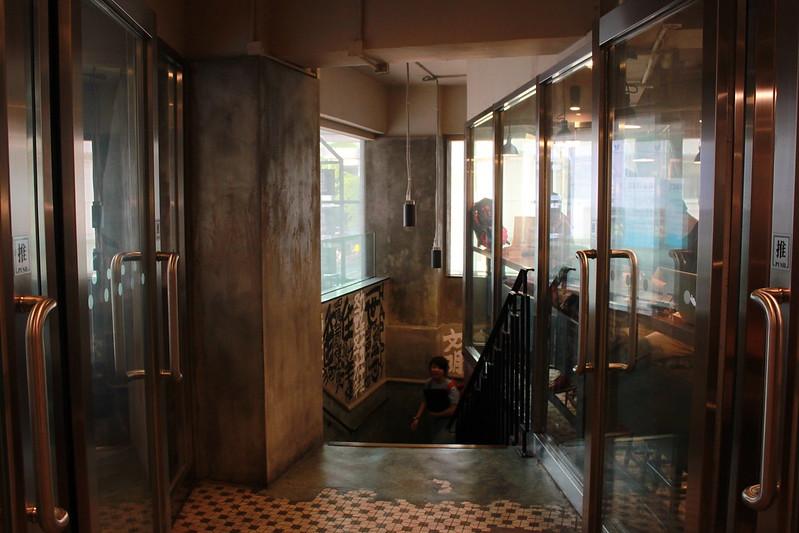 香港-洗衣街-星巴克-好戲上場 (6)