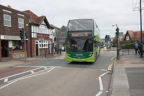 Go South Coast (Southern Vectis) 1593 HW63FHP