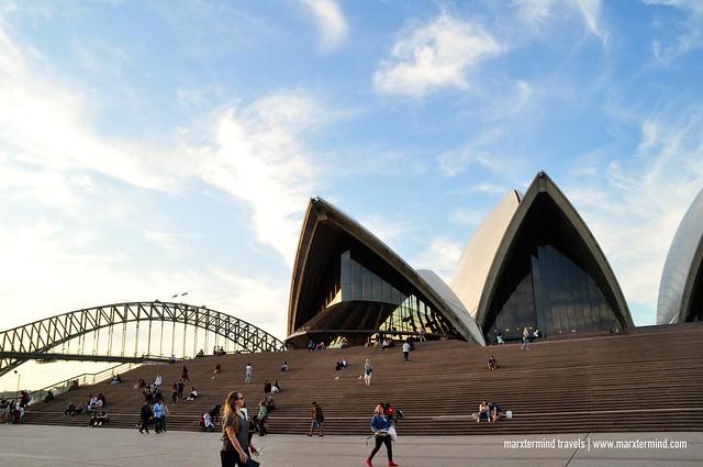Sydney Opera House Grounds