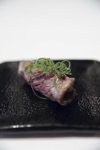 Dry-Aged Kagoshima Wagyu, Alexander's Steakhouse, San Francisco