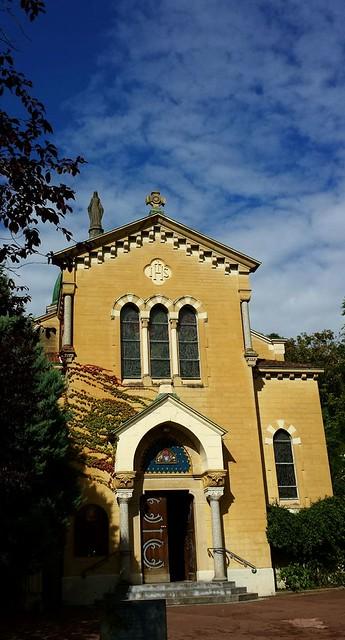 St. Claude-chapel