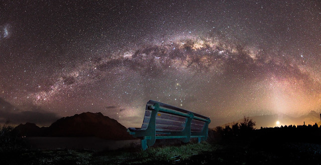 Seat and stars