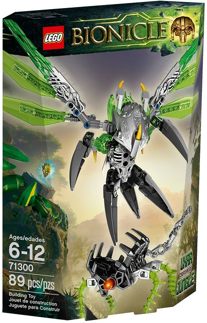 LEGO Bionicle 2016 | 71300 | Uxar - Creature of Jungle