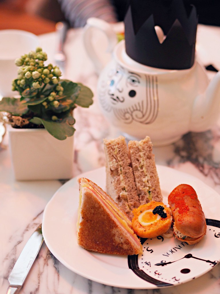 Sanderson Mad Hatters Gluten Free afternoon tea review 7