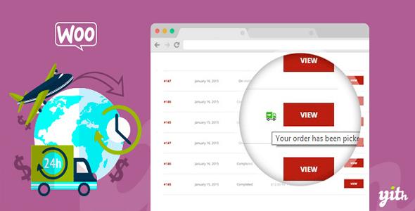 YITH WooCommerce Order Tracking v.1.1.8