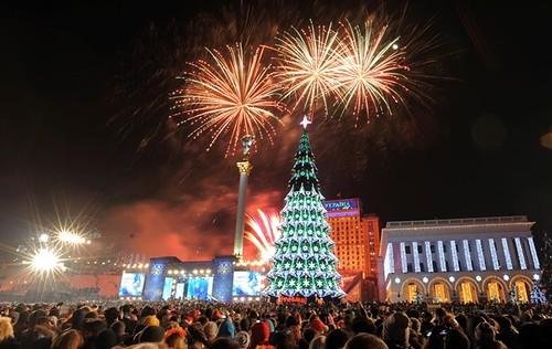 Вихідні на новорічні свята: Кабмін затвердив графік