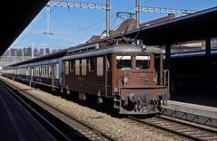 * Schweiz  BLS  202  bis  258