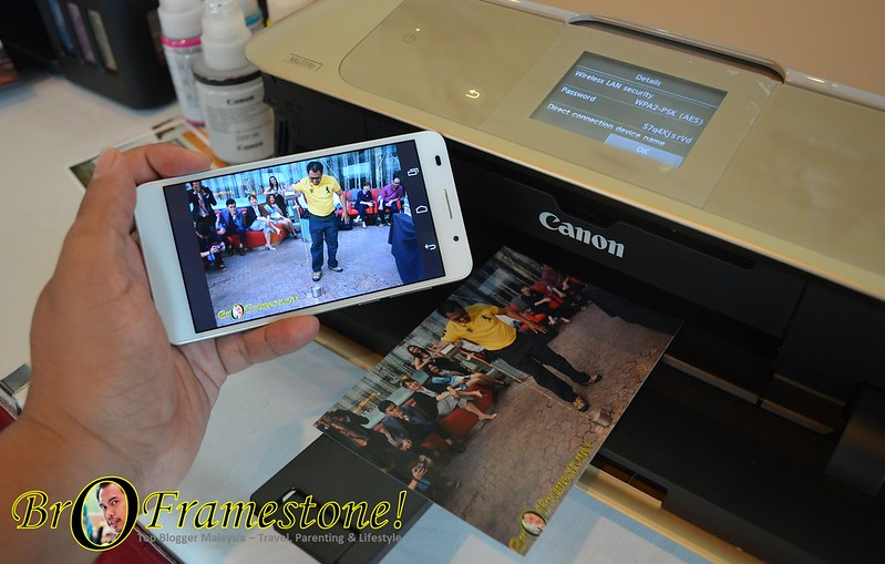 Canon Inkjet Printers - Beauty With Ink