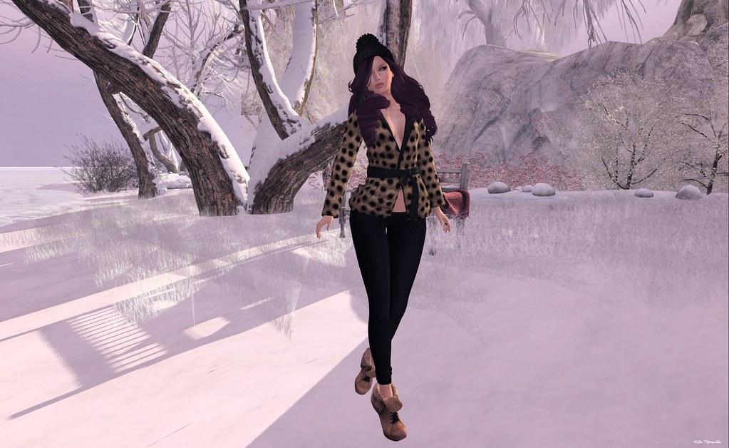 Fashion Therapy LOTD # 136- B