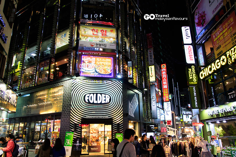 Who's missing from Myeongdong in South Korea? The Chinese.: Travel ...