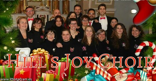 concerto hill's joy choir