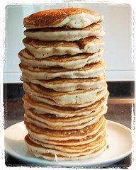 I'm not too hungry, I'll take the short stack...