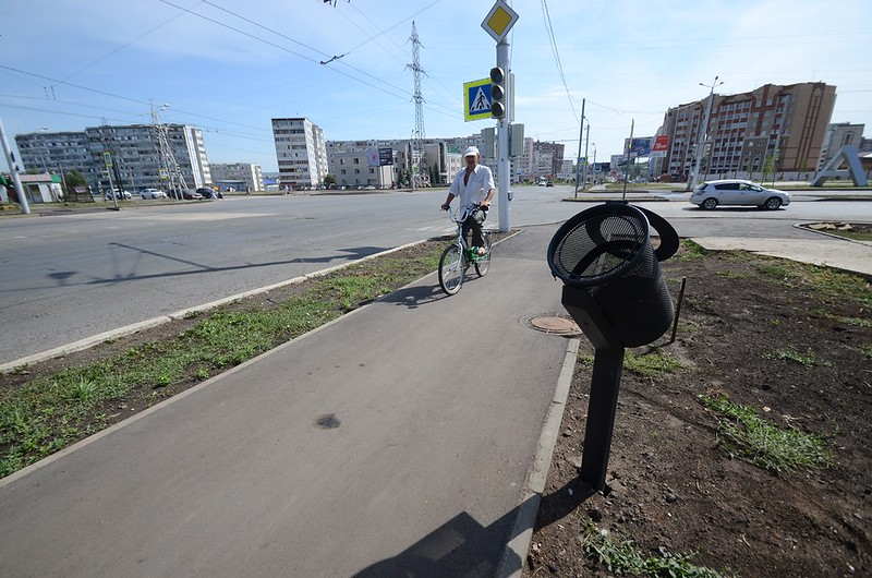 Copenhagenize Almetyevsk / Альме́тьевск