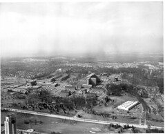 Aerial View of the National Institutes of Health