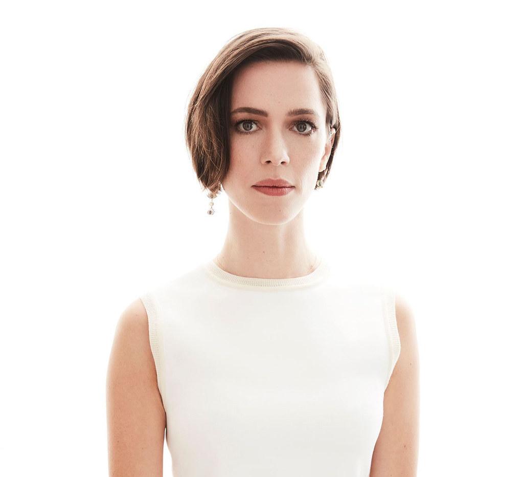 Ребекка Холл — Фотосессия для «Кристин» на «TIFF» 2016 – 9