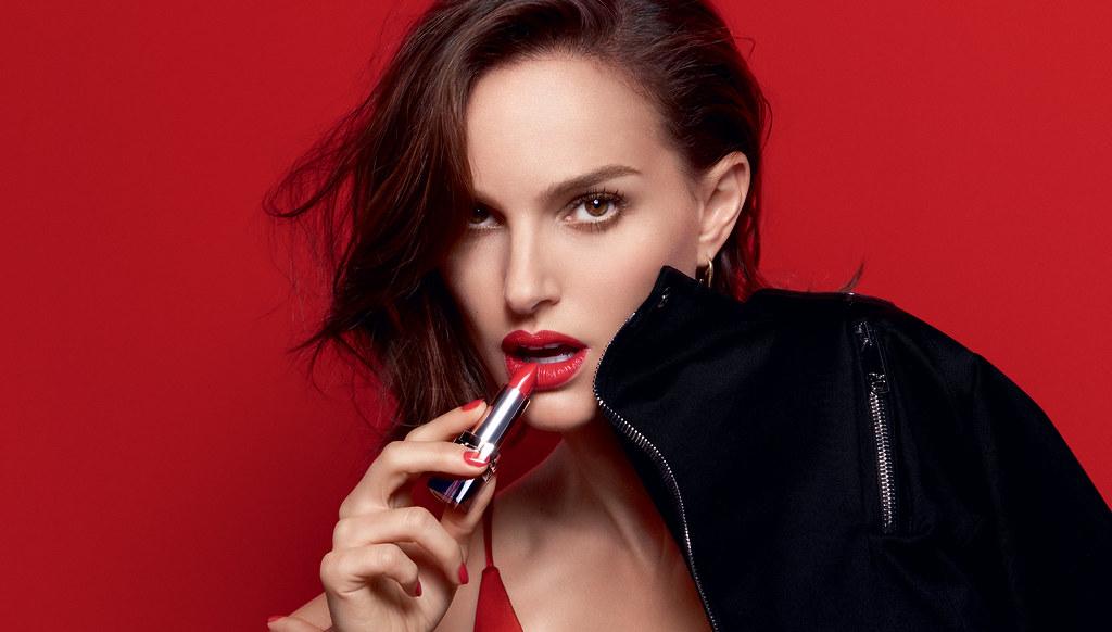 Натали Портман — Фотосессия для «Rouge Dior» 2016 – 7